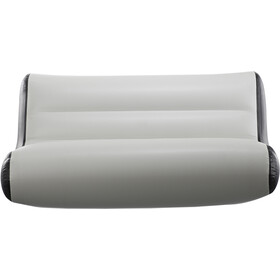nortik Residair Inflatable Couch Residair Inflatable Sofa hellgrau/schwarz